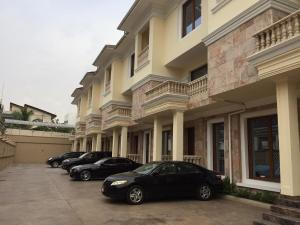 4 bedroom Terraced Duplex House for sale Queens drive ikoyi  Old Ikoyi Ikoyi Lagos