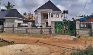5 bedroom Detached Duplex House for sale Estate gate road off airport road Central Edo