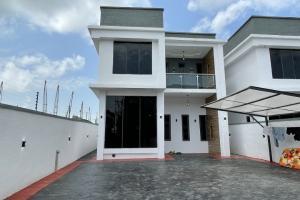 5 bedroom Detached Duplex House for sale Lekki Palm City Estate Ajah Lagos