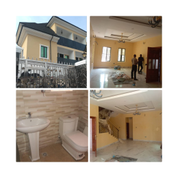5 bedroom Semi Detached Duplex House for rent Apple junction Amuwo Odofin Lagos