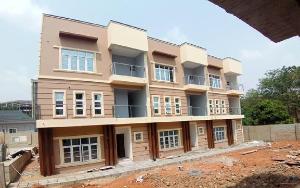 5 bedroom Terraced Duplex House for sale by chida hotel. Utako Abuja