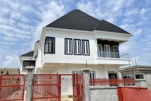 5 bedroom Detached Duplex for sale Chevron Toll Gate Lekki Phase 2 Lekki Lagos