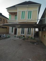 Detached Duplex House for sale OMOLE PHASE 2 Ikeja Lagos