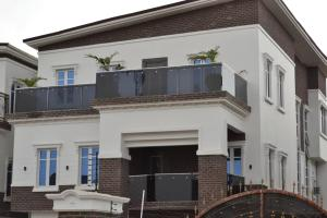 6 bedroom Detached Duplex House for sale Lakeview Phase 2 Capital Oil Apple junction Amuwo Odofin Lagos