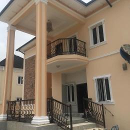 7 bedroom Detached Duplex House for sale Harmony Estate, NAF Base Port Harcourt Eliozu Port Harcourt Rivers