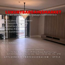 4 bedroom Flat / Apartment for sale Off Gerard Road Ikoyi Lagos