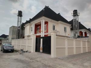 5 bedroom Detached Duplex House for sale Rumuibekwe Housing Estate  Port Harcourt Rivers