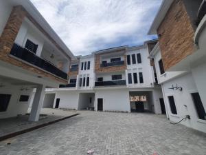 4 bedroom Terraced Duplex House for sale Chevron Toll gate, lekki.  chevron Lekki Lagos