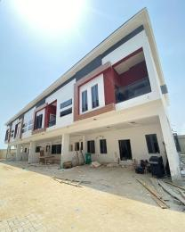 4 bedroom Terraced Duplex for rent Orchid Hotel Road 2nd Toll Gate chevron Lekki Lagos