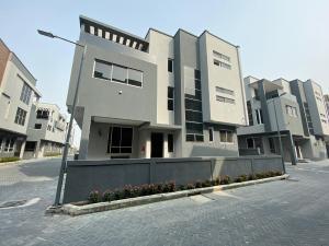 5 bedroom Semi Detached Duplex for rent Ikate Lekki Lagos