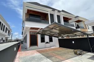 4 bedroom Semi Detached Duplex House for sale By Chevron Toll Gate Lekki Phase 2 Lekki Lagos