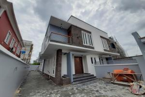 4 bedroom Semi Detached Duplex House for sale Adeniyi Jones Ikeja Lagos