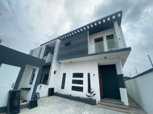 4 bedroom Semi Detached Duplex House for sale off Orchid hotel Road, by Chevron Toll, lekki.  Lekki Lagos