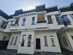 4 bedroom Semi Detached Duplex House for sale 2nd Toll Gate,Lafiaji chevron Lekki Lagos