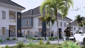 3 bedroom House for sale Jabi Behind Kings Court Jabi Airport Junction, Jabi Abuja