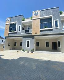 4 bedroom Terraced Duplex for rent 2nd Toll Gate chevron Lekki Lagos