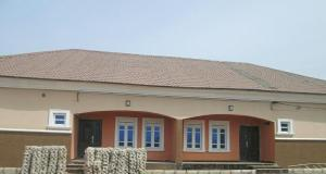3 bedroom Semi Detached Bungalow House for rent FHA Lugbe Lugbe Abuja