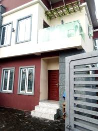 4 bedroom Semi Detached Duplex House for rent Behind Blenco Supermarket Sangotedo Ajah Lagos