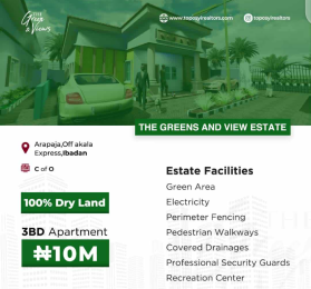 3 bedroom Semi Detached Bungalow House for sale Arapaja, Akala Expressway, Ibadan Akala Express Ibadan Oyo