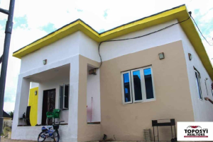 Detached Bungalow House for sale Arapaja, Akala Expressway, Ibadan Akala Express Ibadan Oyo