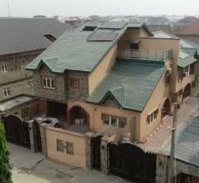 5 bedroom Semi Detached Duplex for rent Main Thera Annex Estate Road... Sangotedo Ajah Lagos