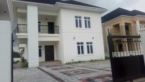 5 bedroom House for rent Mayfair garden estate Awoyaya Ajah Lagos
