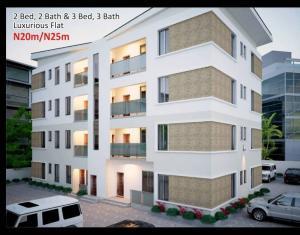 2 bedroom Self Contain Flat / Apartment for sale Eleko Beach Road off Lekki Epe Express road. Ibeju Lekki Axis, Lagos Eleko Ibeju-Lekki Lagos