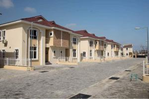 4 bedroom Semi Detached Duplex House for sale Alperton Residences, Osapa, Lekki, Lagos Osapa london Lekki Lagos