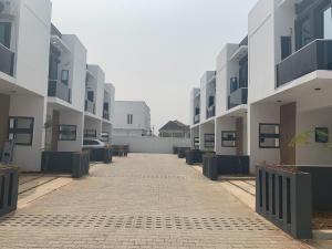 4 bedroom Semi Detached Duplex House for sale Lekki Palm City estate off Addo road, Ado Ajah Lagos