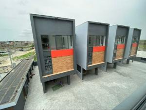 4 bedroom Terraced Duplex House for sale off Kusenla road, Ikate Lekki Lagos
