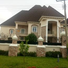 6 bedroom Detached Duplex House for sale Gwarimpa Main Gwarinpa Abuja