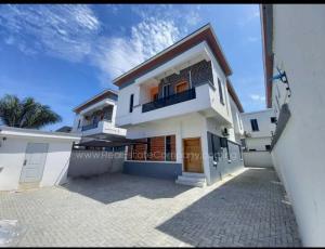 4 bedroom Detached Duplex House for sale Bera Estate, chevron Lekki Lagos