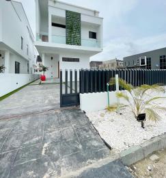 5 bedroom Detached Duplex for sale Chevron Toll Gate chevron Lekki Lagos