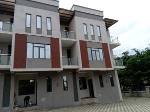 4 bedroom Terraced Duplex for sale Jabi Upstairs, Jabi Abuja
