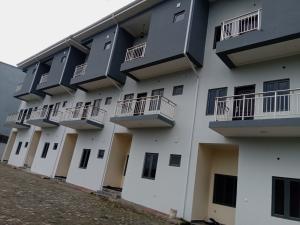 4 bedroom Terraced Duplex for sale By Coza Church, Guzape Abuja