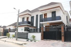 4 bedroom Semi Detached Duplex House for sale Chevron Lekki Phase 2 Lekki Lagos