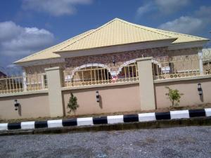 4 bedroom Detached Bungalow House for sale Well secured and serene Sahara Estate, Lokogoma Lokogoma Abuja