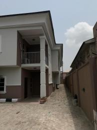 4 bedroom Semi Detached Duplex House for rent Well secured and serene location of Thomas estate, Ajah Thomas estate Ajah Lagos