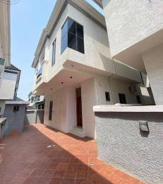 5 bedroom Semi Detached Duplex House for sale Chevron Alternative Route, Lekki . chevron Lekki Lagos