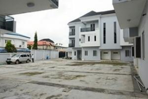 5 bedroom Terraced Duplex for sale Within A Secured Estate Adeniyi Jones Ikeja Lagos