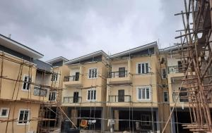 5 bedroom Terraced Duplex House for rent Ilupeju Lagos