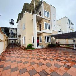 5 bedroom Detached Duplex House for sale Well Secured Mini estate by coza church  Guzape Abuja