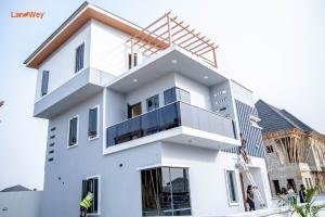 4 bedroom Detached Duplex House for sale Ogombo Road, Urban Prime Lavadia Estate Abraham adesanya estate Ajah Lagos