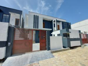 4 bedroom Semi Detached Duplex for sale Chevron 2nd Tollgate Orchid Road Oral Estate Lekki Lagos