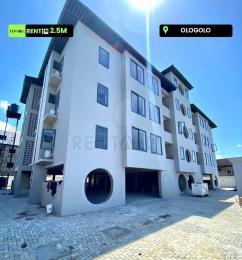 2 bedroom Blocks of Flats House for rent Ologolo Lekki Lagos
