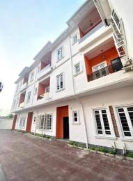 4 bedroom Terraced Duplex House for rent Inside a mini estate Ologolo Lekki Lagos
