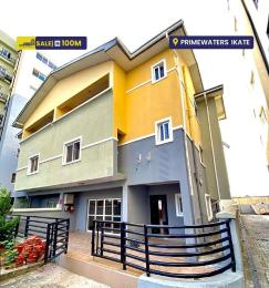 4 bedroom Semi Detached Duplex House for sale Prime water garden Ikate Lekki Lagos