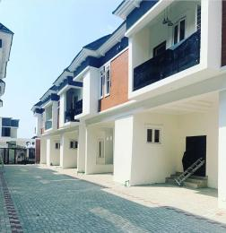 4 bedroom Terraced Duplex House for rent Chevron alternative route  chevron Lekki Lagos