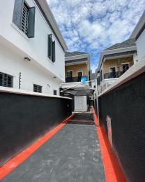 4 bedroom Semi Detached Duplex House for sale Chevron Toll Gate chevron Lekki Lagos