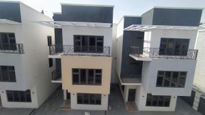 4 bedroom Terraced Duplex for sale Along Stella Maris School, Life Camp Abuja